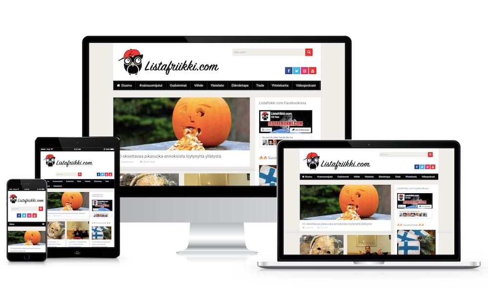 Listafriikki mainostajalle: tältä sivulta löydät kaiken tarpeellisen informaation, mikäli olet kiinnostunut mainostilasta Listafriikki.com:ssa.