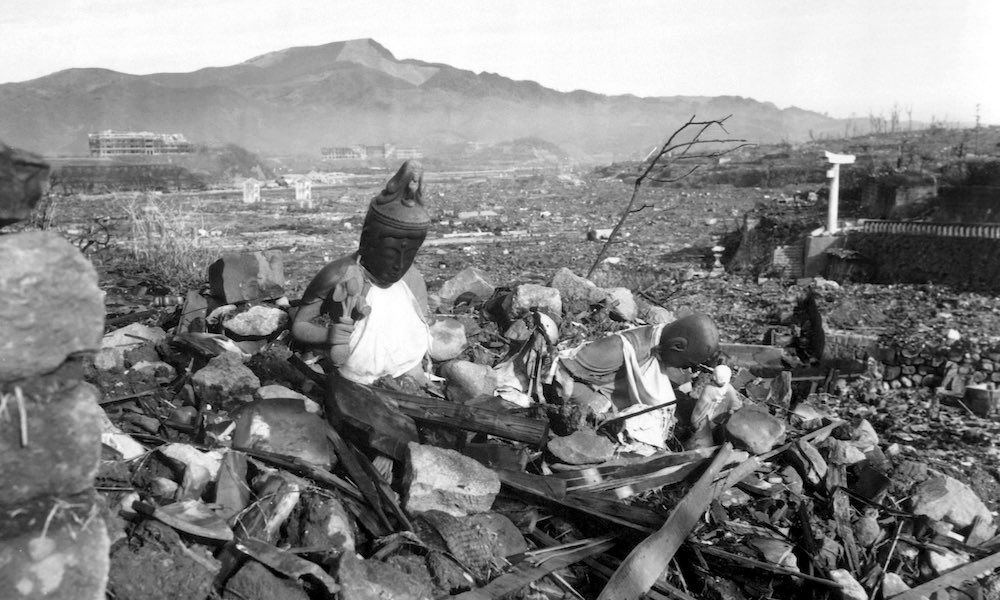 Hiroshiman Ja Nagasakin Pommitukset