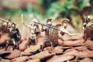 Listafriikki esittelee nyt 10 sotaa, jotka ovat kukin omalla tavallaan olleet kummallisia.