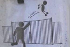 Oudoimmissa uutisissa mennään tällä viikolla muun muassa Ranskaan, jossa koulu kielsi vanhempia heittämästä lapsia lähes kaksimetrisen aidan yli kouluun.