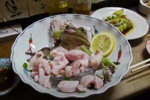 Kun tuoreus on kaiken a ja o! Tässä kymmenen ruokalajia, joita syödään lautasella olevan eläimen eläessä.