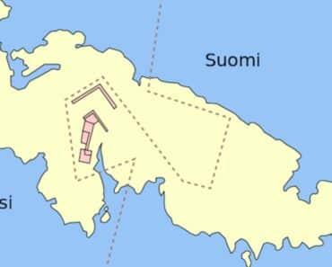 Valtioiden rajat eivät ole aina yksinkertainen juttu, ja Suomen ja Ruotsin välillä on yksi kummallisimmista.