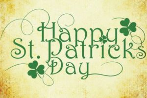 Minkälainen on Pyhän Patrickin päivä; tuo Irlannin kansallispäivä, jota juhlitaan suurissa paraateissa ympäri maailman?
