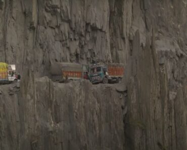 Nyt listataan maailman vaarallisimmat tiet. Näitä ei ole tarkoitettu heikkohermoisille!