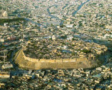 Nyt listataan maailman vanhimmat kaupungit: suuntaamme siis kohti Lähi-itää.