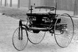 Tässä ovat historian ensimmäiset auto-onnettomuudet.